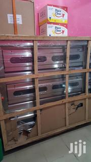 9trays 3deck Industrial Gas Oven Economic Italian | Industrial Ovens for sale in Kano State, Kano Municipal