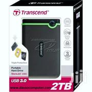 2TB Transcend Hard Drive | Computer Hardware for sale in Lagos State, Ikeja