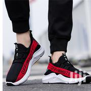 Fashion Unisex Sneakers - Black | Shoes for sale in Lagos State, Amuwo-Odofin
