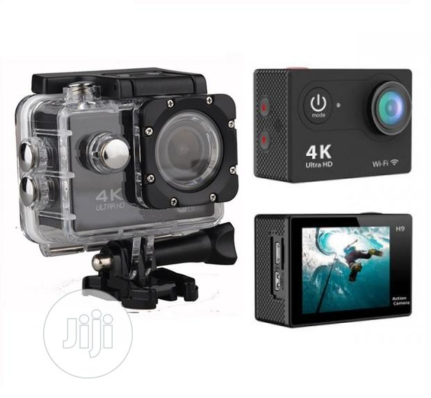 4K Wifi Ultra HD Sport Action Camera
