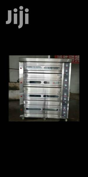 High Quality One Bag Gas Deck Oven
