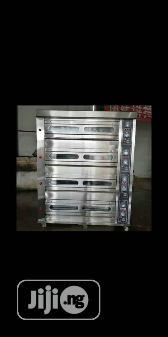 Archive: High Quality One Bag Gas Deck Oven