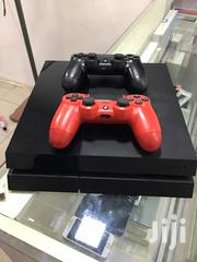 Sony Play Station 4 With 2 Original Pads   Video Game Consoles for sale in Lagos State, Ikeja