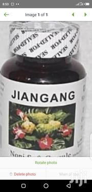 Jiangang Noni Capsules | Vitamins & Supplements for sale in Lagos State, Ojota