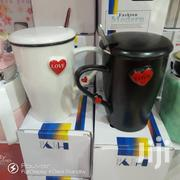 Mug Cup With Cover | Kitchen & Dining for sale in Abuja (FCT) State, Wuse