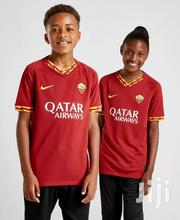 As Roma Home 19/20 Children Junior Kit | Children's Clothing for sale in Lagos State, Lagos Mainland