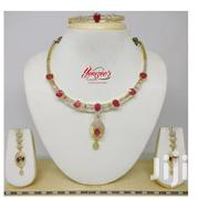 Real ZIRCONIA Jewelry Set (Simple) | Jewelry for sale in Lagos State, Alimosho