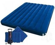 Intex Airbed With Pump & Pillows - 2 Person | Home Accessories for sale in Ebonyi State, Abakaliki