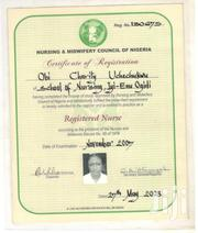 Healthcare & Nursing CV | Healthcare & Nursing CVs for sale in Anambra State, Anambra East