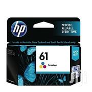 HP 61 Colour Ink Printer Cartridge | Accessories & Supplies for Electronics for sale in Lagos State, Ikeja