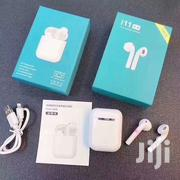 I11s Airpods Wireless Bluetooth Earphones With Touch Control | Headphones for sale in Oyo State, Egbeda