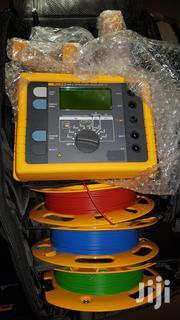 Fluke 1625kit Geo Earth Ground Tester | Measuring & Layout Tools for sale in Lagos State, Ojo