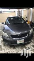 Toyota Corolla 2010 Gray | Cars for sale in Ajah, Lagos State, Nigeria