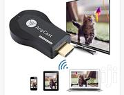 M4 Plus Wireless Wifi Display Dongle Receiver Airplay 1080P HDMI TV | Audio & Music Equipment for sale in Lagos State, Ikeja