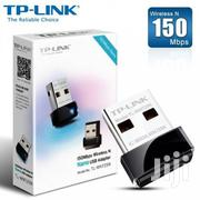 Tp-Link 150 Mbps Wireless N Nano USB Adapter   Networking Products for sale in Lagos State, Ikeja