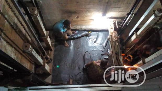 Archive: Radmyx Chemical Waterproofing