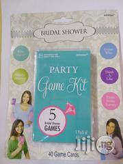 Bridal Shower Game Kit (A Pack Of 40 Cards) | Wedding Venues & Services for sale in Lagos State, Yaba