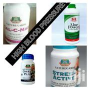 Swissgarde High Blood Pressure Remedy Free Delivery | Vitamins & Supplements for sale in Lagos State, Surulere