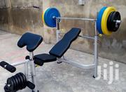 Luxurious American Fitness Home/Commercial Weight Bench Press | Sports Equipment for sale in Anambra State, Onitsha