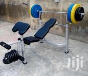 American Fitness Luxurious Home/Commercial Weight Bench Press | Sports Equipment for sale in Enugu State, Enugu