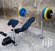 American Fitness Luxurious Home/Commercial Big Weight Bench Press | Sports Equipment for sale in Lagos State, Ikeja