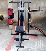 Luxurious American Fitness Multipurpose 3 Station Gym Equipment | Sports Equipment for sale in Akwa Ibom State, Uyo