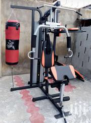 Deluxe American Fitness Home/Commercial Multi 3 Station Gym Equipment | Sports Equipment for sale in Rivers State, Oyigbo