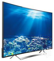 Hisense Curved Smart TV 55inchs | TV & DVD Equipment for sale in Lagos State, Ojo