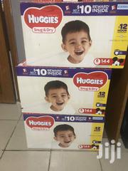 Huggies Size 6, 144 Pieces (Snug Dry) Direct From US | Baby & Child Care for sale in Abuja (FCT) State, Wuye