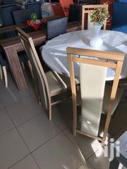 Dining With 4 Chairs | Furniture for sale in Oyo State, Akinyele