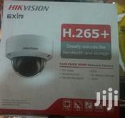 Hik Vision DS-2CD2123G0-I(S) 2 MP IR Fixed Dome Network Camera | Photo & Video Cameras for sale in Lagos State, Ikeja