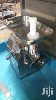 Size 12 Meat Mincer Grinder | Restaurant & Catering Equipment for sale in Lagos State, Ojo