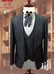Three Piece Flower Tuxedo Suits | Clothing for sale in Lagos State, Lagos Island