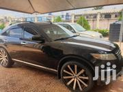 Infiniti FX35 2007 Base 4x4 (3.5L 6cyl 5A) Black | Cars for sale in Lagos State, Amuwo-Odofin