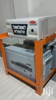 2kva Inverter With 2 - 150ah Amaron Batteries & Battery Rack | Electrical Equipments for sale in Lagos State, Ikeja