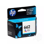 HP 662 Printer Ink Advantage Cartridge - Tri-Colour | Computer Accessories  for sale in Lagos State, Ikeja