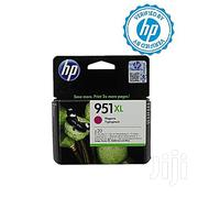 HP 951XL High Yield Magenta Ink Cartridge | Accessories & Supplies for Electronics for sale in Lagos State, Ikeja
