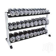 Generic Dumbbell Rack - 3 Levels | Sports Equipment for sale in Abuja (FCT) State, Central Business District
