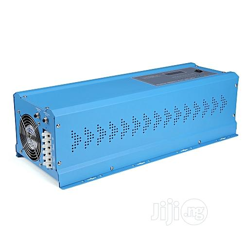 Cloud Energy 5KVA 48V Inverter With AC Charger (Blue)
