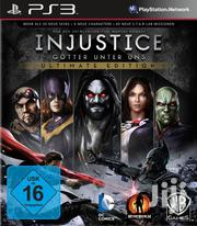 Injustice Gods Among Us Ps3 | Video Games for sale in Lagos State, Ikoyi