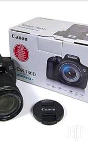 Brand New Canon Camera 750D | Photo & Video Cameras for sale in Lagos State, Lekki Phase 2