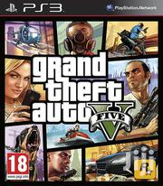 Grand Theft Auto 5(GTA 5) Ps3 | Video Games for sale in Lagos State, Ikoyi