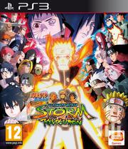 Naruto Shippuden Ultimate Ninja Storm Revolution Ps3 | Video Games for sale in Lagos State, Ikoyi