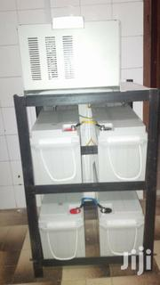 3.5kva Inverter With 4 Batteries And Professional Installation | Building & Trades Services for sale in Lagos State, Alimosho