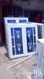 Casement Windows With Glass Design And Inbuilt Burglary Proof | Windows for sale in Rivers State, Obio-Akpor
