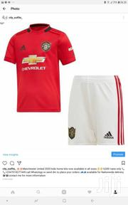 Original Manchester United Home Children Kit   Clothing for sale in Lagos State, Lagos Mainland