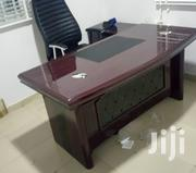A High Quality Executive Office Table (With Extension Mobile Drawer) | Furniture for sale in Lagos State, Yaba