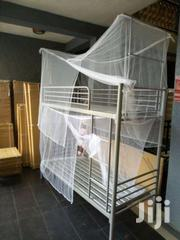 Durable Double Bunk Bed Frame | Furniture for sale in Lagos State, Lekki Phase 2