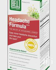 Bell Lifestyle Headache Formula. No 15 | Vitamins & Supplements for sale in Lagos State, Lagos Mainland