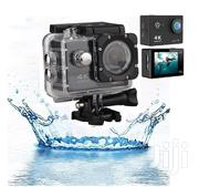 Action Sport Camera 4K Wifi (Waterproof 30M) | Photo & Video Cameras for sale in Lagos State, Ikeja